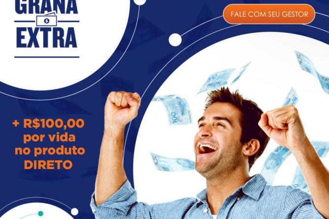 Campanha Grana Extra Sul América
