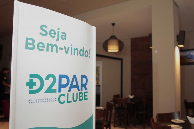 Evento de aniversário da D2PAR